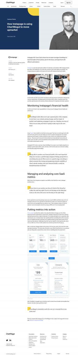 ChartMogul - Customers page 2