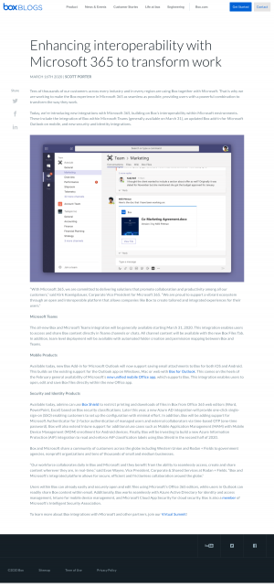 Box – Blog Article