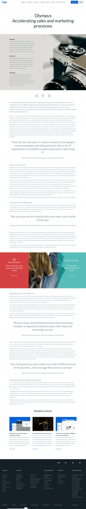 Box – Customers page 2