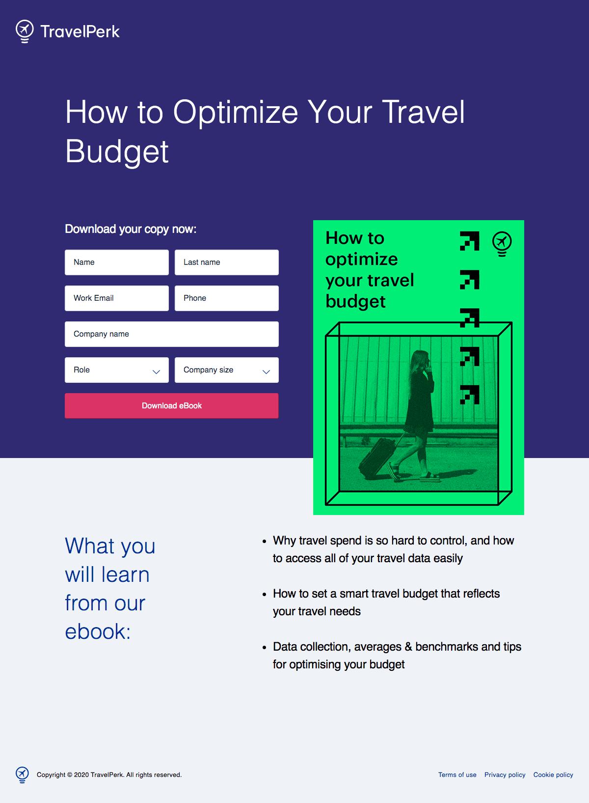 TravelPerk – Resources page 2