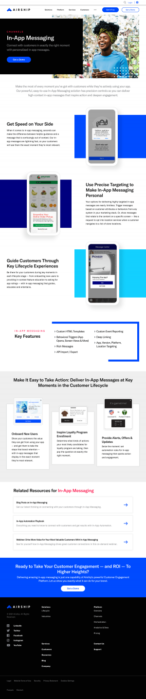 Airship – Features page 2